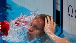 Înotătorul Norbert Trandafir a ratat calificarea la JO în finala probei de 50 de metri liber