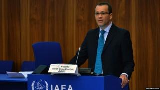 Românul care conduce interimar AIEA, la discuţii despre uraniu îmbogăţit cu iranienii
