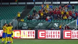 A doua victorie pentru România la CM de minifotbal