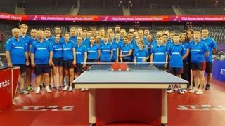 Duminică încep Campionatele Europene de tenis de masă pentru junioare şi juniori