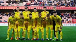 Tineretul României a cedat în faţa Spaniei