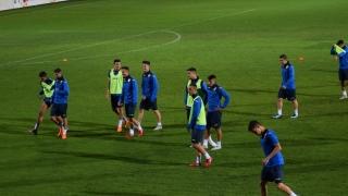 Meciul reprezentativelor U21 ale României şi Danemarcei, în noiembrie
