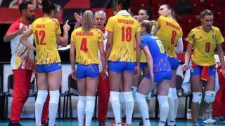 România a cedat în faţa Croaţiei la Campionatul European de volei feminin