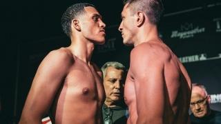 Ronald Gavril boxează sâmbătă dimineață pentru titlul mondial WBC