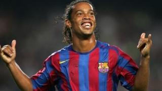 Ronaldinho a fost desemnat ambasador al FC Barcelona