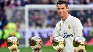 Ronaldo, de patru ori tată!