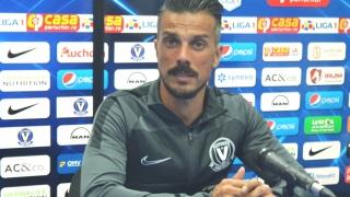 """Ruben de la Barrera, manager Viitorul: """"Sunt un pic dezamăgit de rezultat"""""""