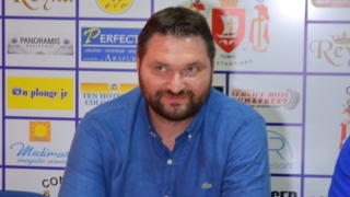 """Ionuţ Rudi Stănescu, preşedinte HCDS: """"Îi mulțumim lui Marius Mocanu pentru tot ce a făcut pentru noi"""""""