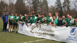 Primul trofeu din istorie la rugby pentru CSM Bucureşti