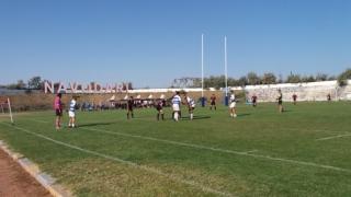 CS Năvodari, patru victorii și o înfrângere în primul turneu al sezonului la rugby în 7