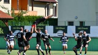 CS Tomitanii a cedat în barajul pentru semifinalele SuperLigii CEC Bank la rugby