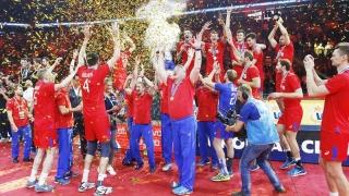 Rusia a câștigat Campionatul European de volei masculin