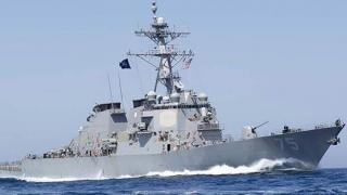 Rusia, cu ochii pe distrugătorul american USS Donald Cook, în Marea Neagră