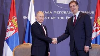 Rusia, foarte atentă în privinţa Kosovo! Preşedintele sârb, încântat