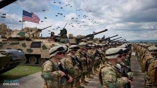 Rusia şi SUA se bat în baze militare în Europa de Est