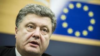 Rusia vrea să se implice în alegerile din Ucraina? Zice Poroşenko