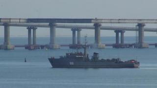 Ruşi sancţionaţi de UE pentru incidentele din Marea Azov