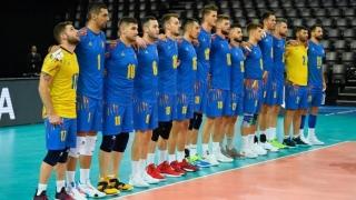 La CE de volei masculin, România a pierdut şi meciul cu Bulgaria