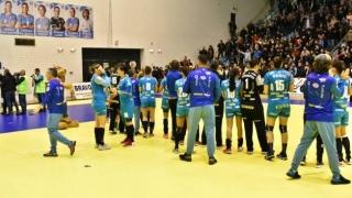 Start cu dreptul pentru handbalistele de la SCM Craiova în grupele Cupei EHF