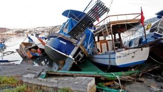 """Celebra stațiune Bodrum, din Turcia, """"cutremurată"""" în plin sezon turistic"""