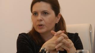 Adriana Săftoiu, vehiculată pentru preluare funcției de președinte al PNL București