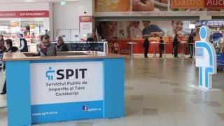 S-a închis punctul de lucru SPIT din centrul comercial VIVO