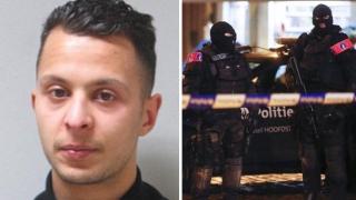 Amprentele digitale confirmă că Salah Abdeslam este arestat la Bruxelles