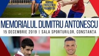 """Farul, Steaua, Dinamo şi Rapid vor evolua la Memorialul """"Dumitru Antonescu"""""""