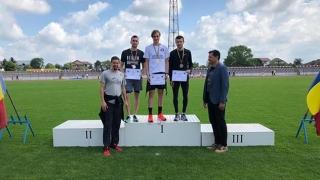 Salbă de medalii la Campionatul Național Universitar de Atletism 2018