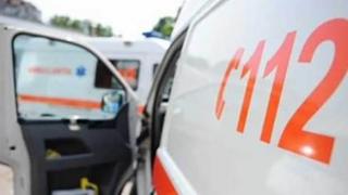 Accident rutier pe bulevardul Aurel Vlaicu. O persoană a fost rănită
