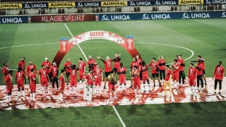 RB Salzburg a câştigat Cupa Austriei