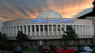 Sanatoriul Balnear Mangalia, dotat ca-n afară
