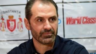 Sandu Iacob nu mai este antrenorul formaţiei HC Dobrogea Sud