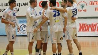 Sandu Iacob, în aşteptarea semnării contractului cu HC Dobrogea Sud