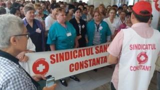 SANITAS CONSTANȚA, în GREVĂ DE AVERTISMENT!