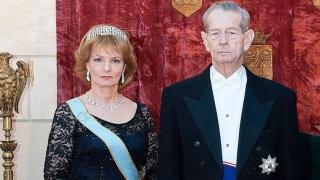 """Principesa Margareta, despre Regele Mihai: """"Sănătatea Majestății Sale pălește"""""""