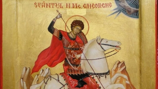 Sfântul Mare Mucenic Gheorghe, purtătorul de biruinţă. Credinţe și superstiţii