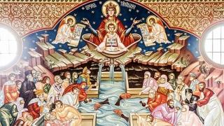 Sărbătoarea - minune a Maicii Domnului, la Dervent!