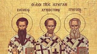 Sărbătoarea Sfinților Trei Ierarhi! Vezi când!