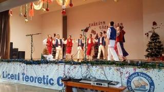 Sărbători de iarnă magice la Liceul Callatis