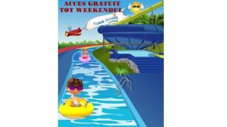 S-a redeschis parcul acvatic Aqua Magic din Mamaia. Acces gratuit în weekend