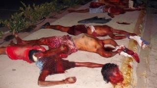 Șase cadavre fără capete, descoperite în sudul Mexicului