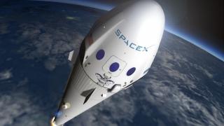 SpaceX a lansat un satelit de spionaj al armatei SUA