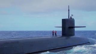 Sateliţi-spioni ce detectează submarine până la 500 de metri adâncime!