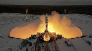 S-a pierdut un satelit meteo, lansat de pe noul cosmodrom rus