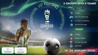 """FC Viitorul - Atletico Madrid, în semifinalele turneului """"Saudi Leaders Cup U17"""""""