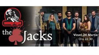 The Jacks Band, proiect muzical de succes și unic în România, la Constanța