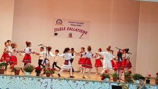 Să vezi și să nu crezi! Cum au sărbătorit elevii mangalioți Zilele Callatis