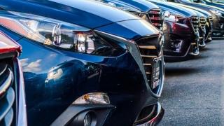 Scădere de 14,5% a înmatriculărilor de autoturisme noi în România, în 2021