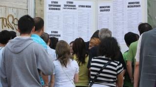Rata şomajului, în scădere cu 5%